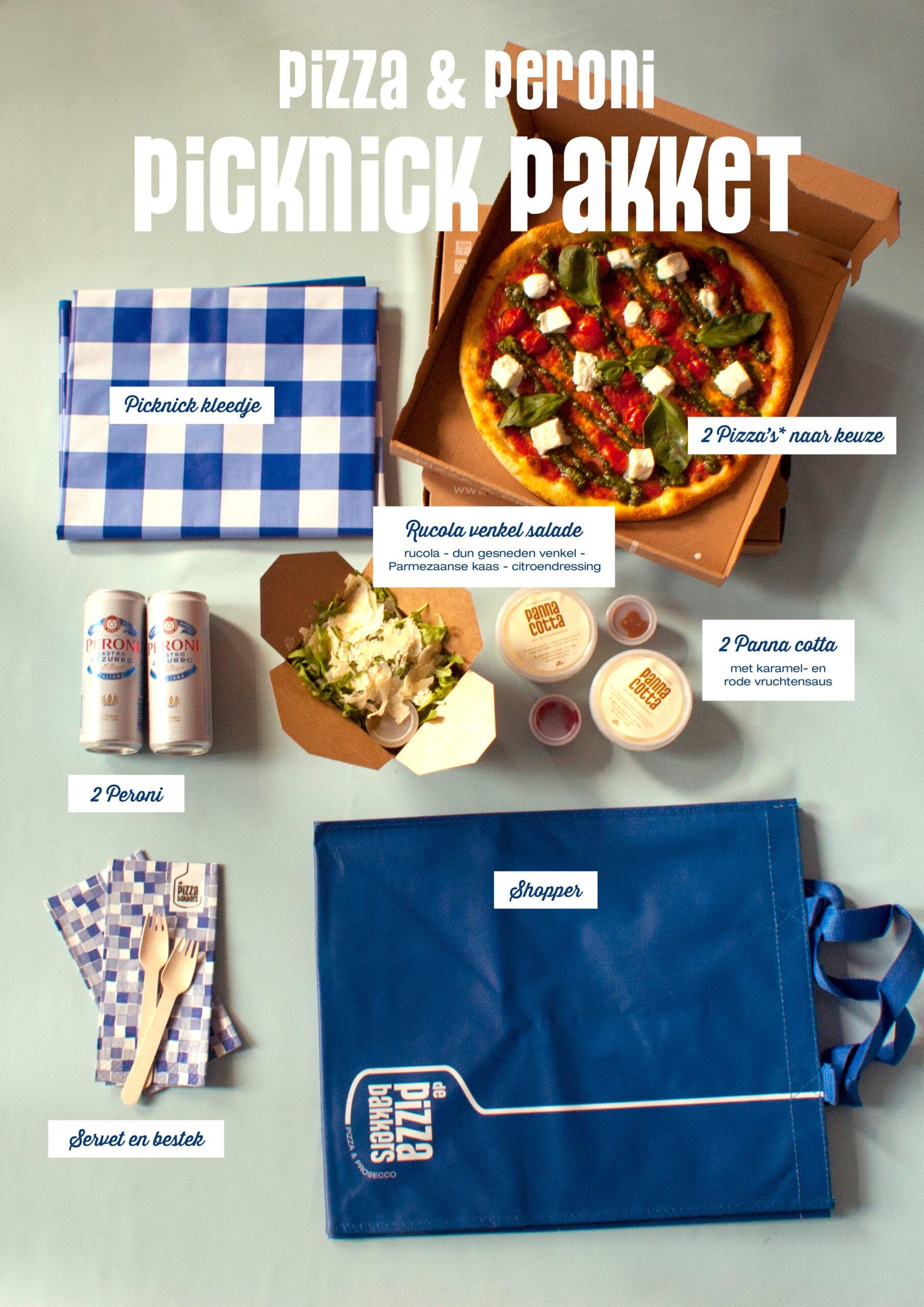 picknick pakket